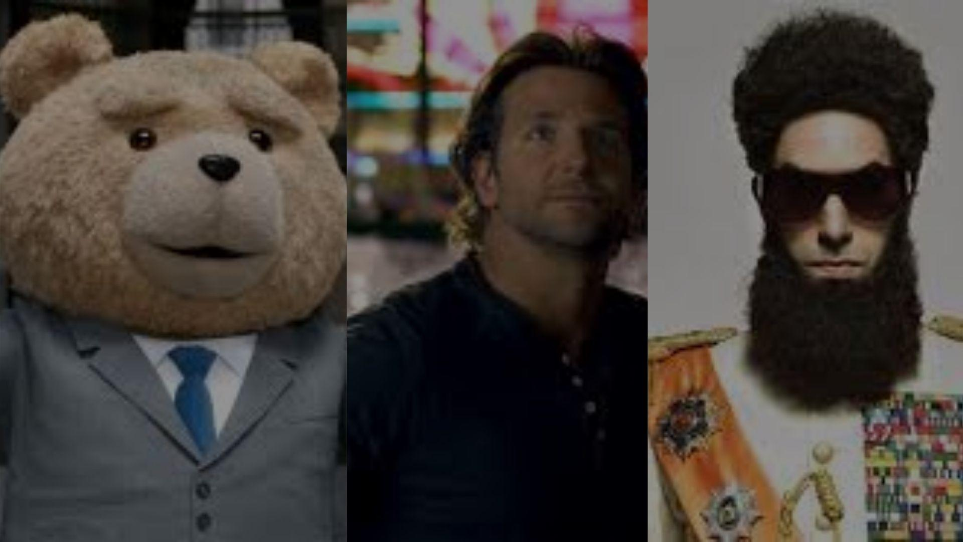Top 10 comedy movies in Hollywood you must watch.