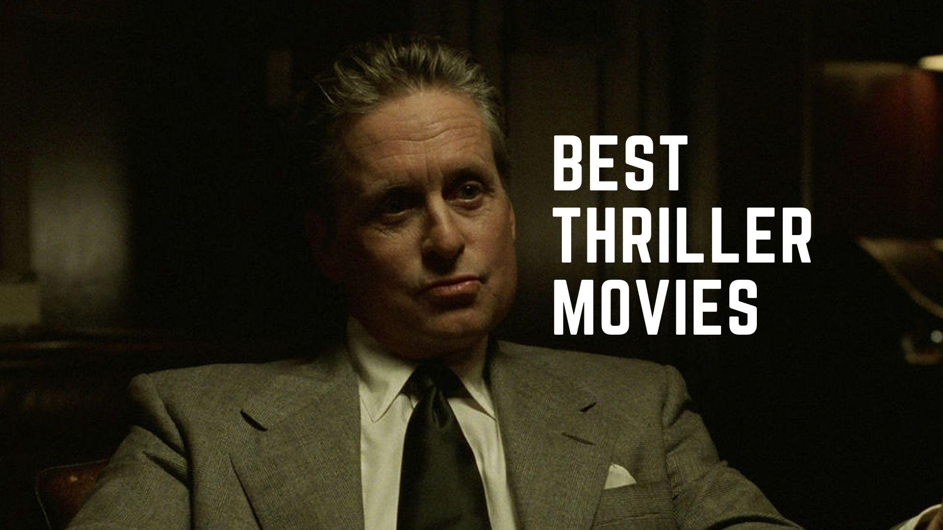 Top 10 thriller movies of Hollywood you must watch