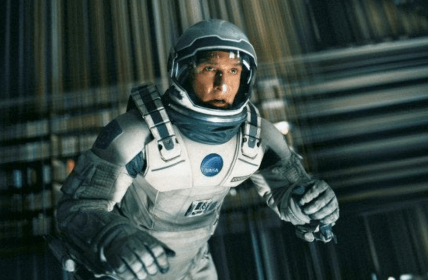 Top 15 movies related to space
